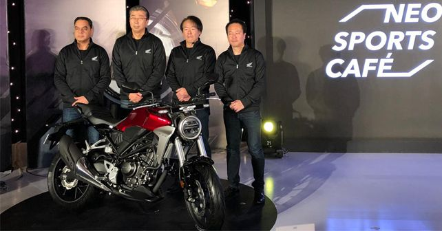 Honda CB300R Launhced In India Price