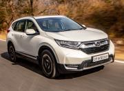 Honda CR V motion