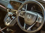 Honda CR V steering wheel