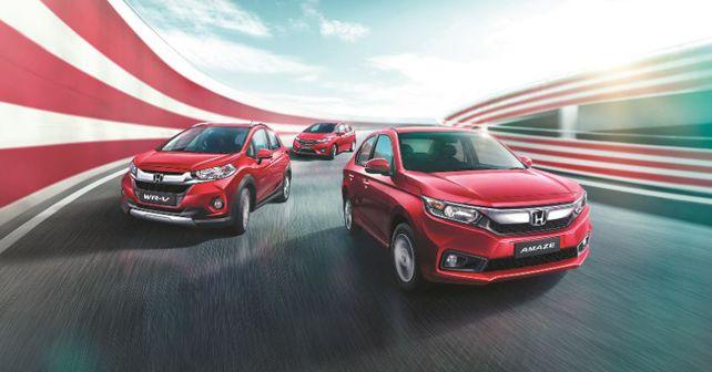 Honda Exclusive Edition Amaze Jazz WR V