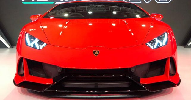Lamborghini Huracan Evo Launched In India Autox