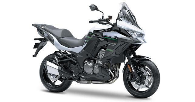New Kawasaki Versys 1000