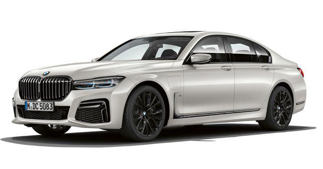 2019 BMW 745e hybrid