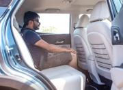 mahindra xuv300 rear seat