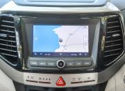 mahindra xuv300 satellite navigation