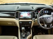 new ford endeavour image interior