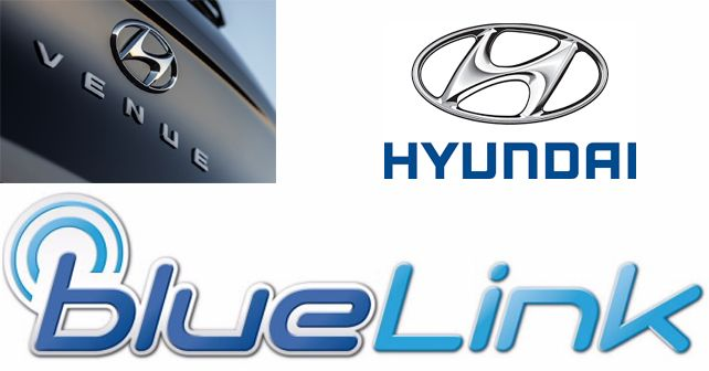 Hyundai Venue to feature Blue Link connectivity