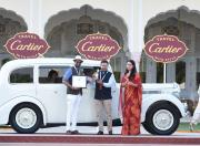 1937 Daimler 24EL Cartier Travel With Style 2019