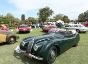 1953 Jaguar XK120 Convertible Cartier Travel with Style 2019