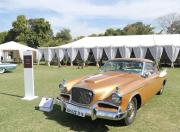 1957 Studebaker Golden Hawk Cartier Travel with Style 2019