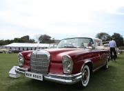 1962 Mercedes 220SE Cabriolet Cartier Travel with Style 2019