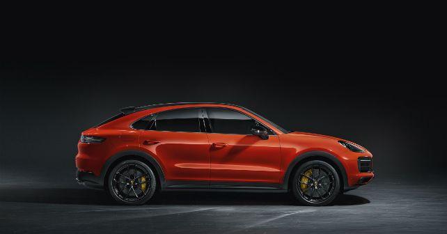 2020 Porsche Cayenne Coupe M