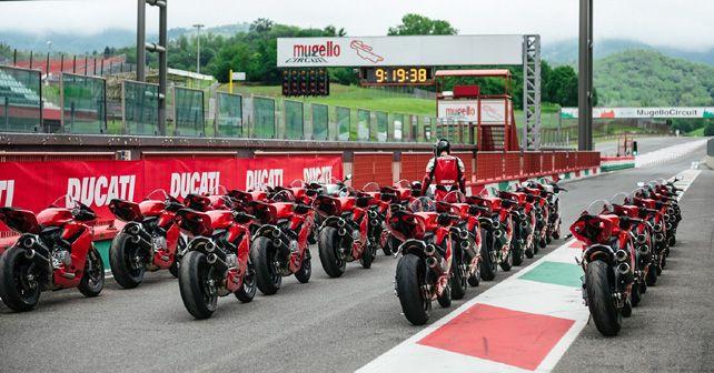 Ducati Riding Academy Italy