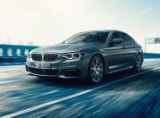 BMW 5 Series exterior image 2