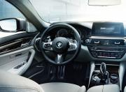 BMW 5 Series interior image 1