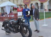 Best of Show Cartier Travel With Style 2019 1940 Indian Junior Scout
