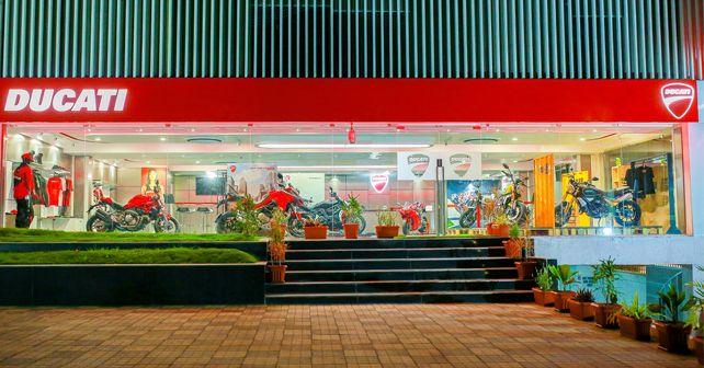 Ducati Hyderabad