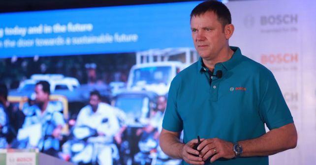 Geoff Liersch Head Of Two Wheeler Powersports Business Unit at Bosch