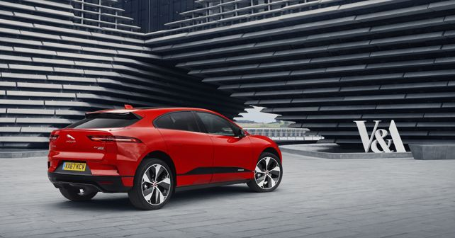 Jaguar I PACE 2019 World Car Award Finalist