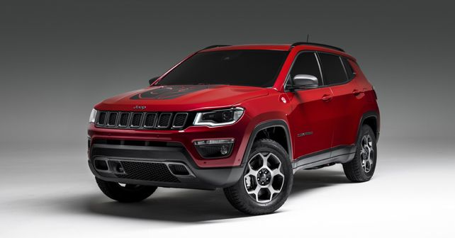 Jeep Compass Plug In Hybrid