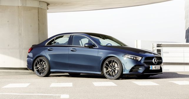 Mercedes-AMG A35 Sedan Coming With Striking Looks And 302 HP