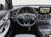 Mercedes Benz GLC Coupe Interior Image 4