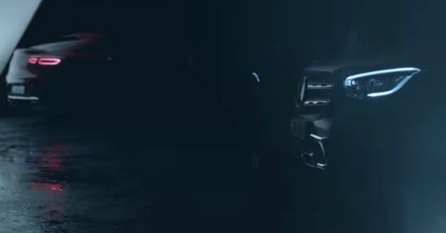 Mercedes Benz GLC Coupe Teaser Image M