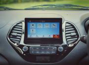 New Ford Figo infotainment system