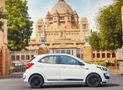 New Ford Figo side profile