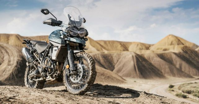 Triumph Tiger 800 XCA Launched India M