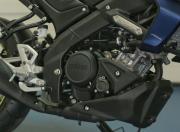 Yamaha MT 15 engine