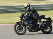 Yamaha MT 15 motion