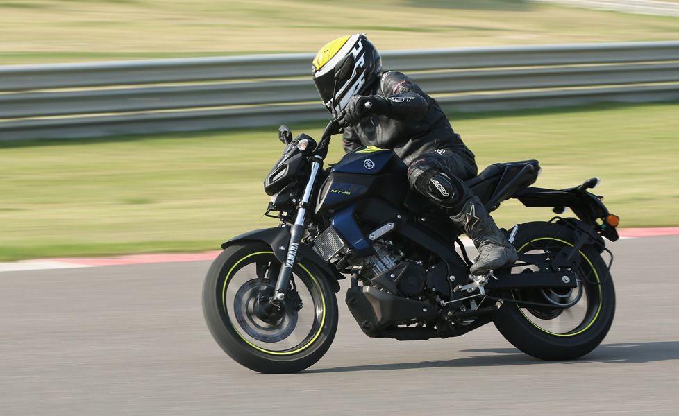 19 Yamaha MT 15 Photos - AutoX