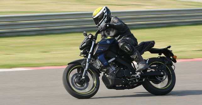 Yamaha Mt 15 Motion