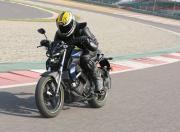 Yamaha MT 15 track test