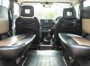 force gurkha xtreme rear seat