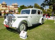 1937 Daimler 24EL Cartier Concours 2019