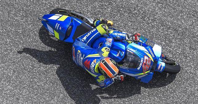 Alex Rins Wins Americas GP