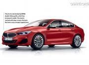 BMW 2 series gran coupe rendering1