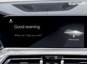 BMW intelligent personal assistant system