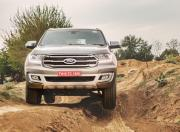 Ford Endeavour offroad