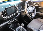 Hyundai Venue interior 2