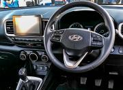 Hyundai Venue interior manual