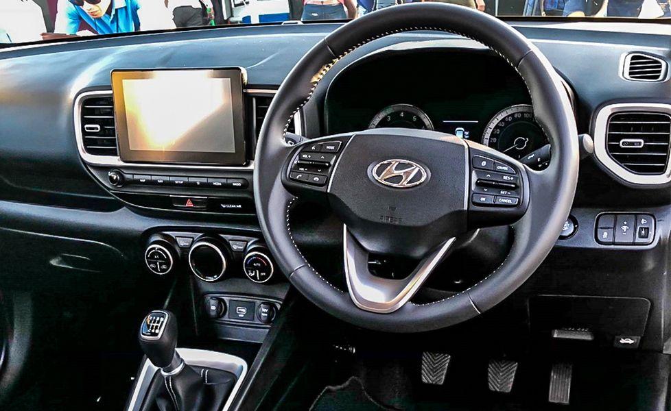 2020 Hyundai Venue Manual Guide