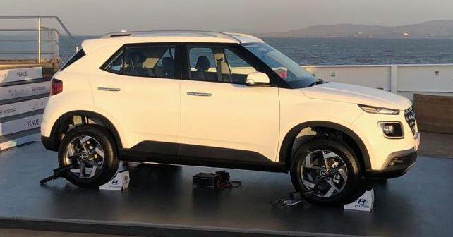 Hyundai Venue Unveiled India