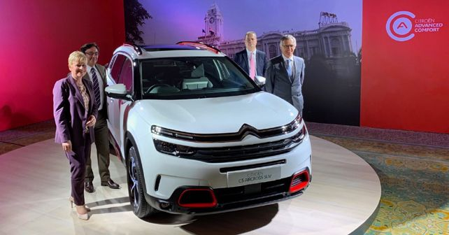 Citroen India brand launch 2019