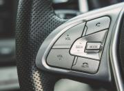 Mahindra XUV300 steering controls