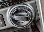 Toyota Fortuner off road controls