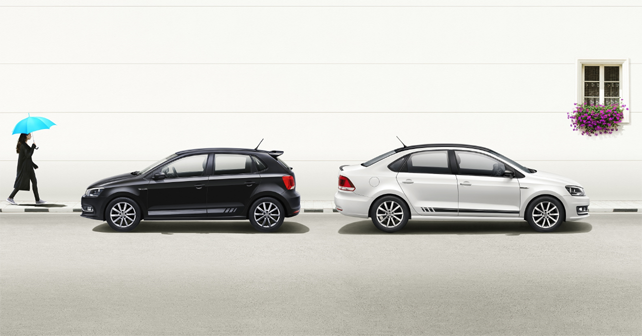 Volkswagen Black & White Editions
