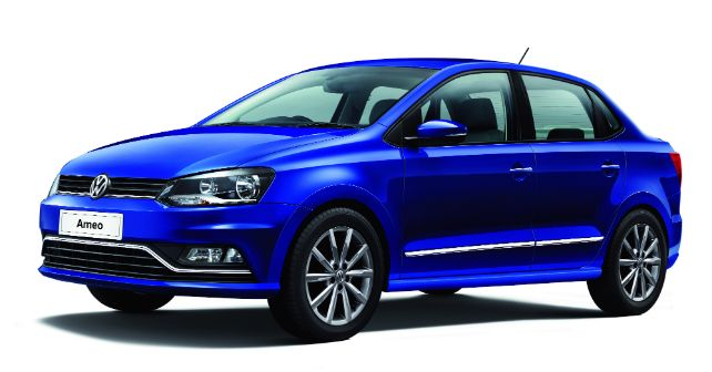 Volkswagen AMEO Corporate Edition Highline Plus M